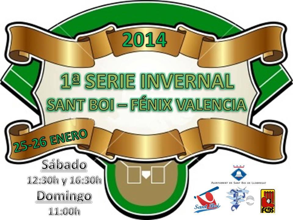 Sant boi contra Fenix Valencia
