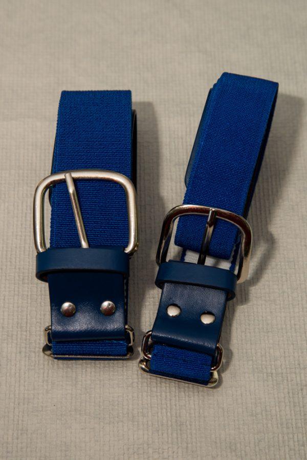 Cinturones azules