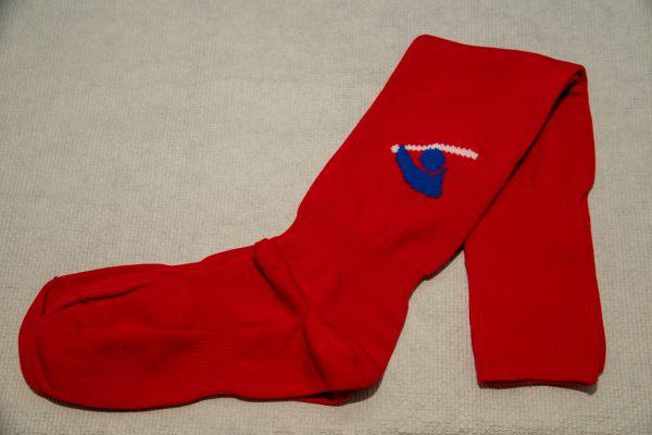 Michetas rojas con logo Sant Boi